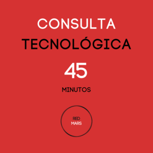 Consulta Tecnológica - Red Mars Transformación Digital