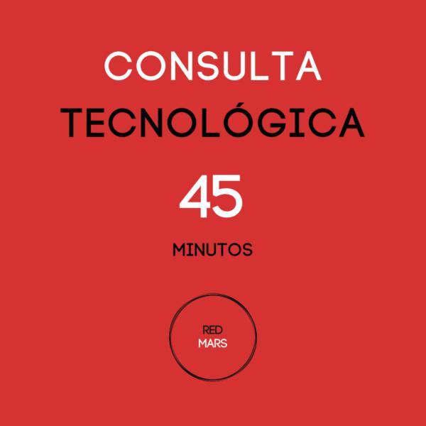 Consulta Tecnológica - Red Mars Transformación Digital