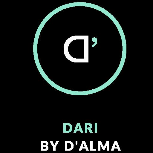Dari by D'alma - Logo