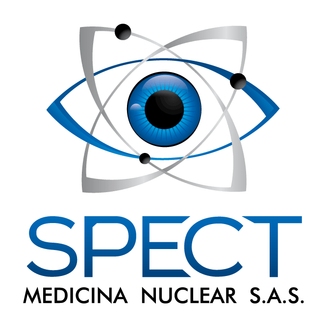 Spect Medicina Nuclear - Logo